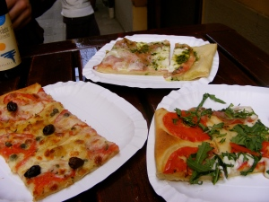 Pizza a la Levanto