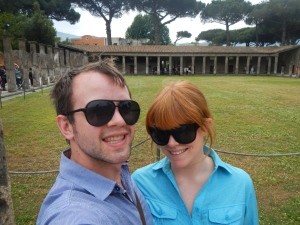 Naples/Pompei; Ruins, Rubbish and Ridiculously Narrow Roads