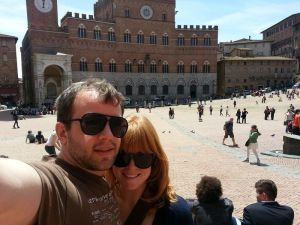 Siena; Stairs, Sights and Stupid Pigeons