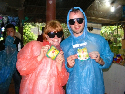 Our awesome rain gear