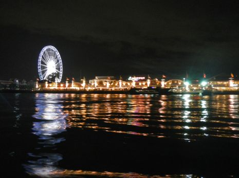 Asiatique by night