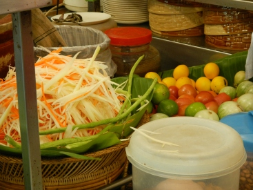 The raw ingredients