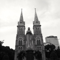 Hectic Ho Chi Minh City; Chaotic Crossing, Cathedrals and Coffee