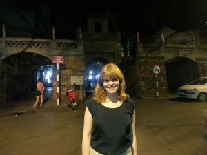 Oldest Gate in Hanoi