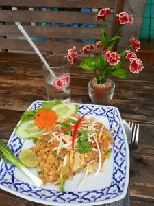 Pad Thai at Queen of Curries