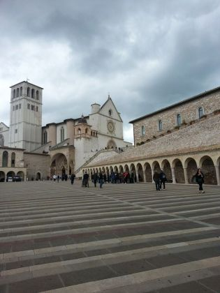St Francis; Assisi