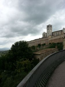Astounding Assisi: Churches, Cobblestones and Castles