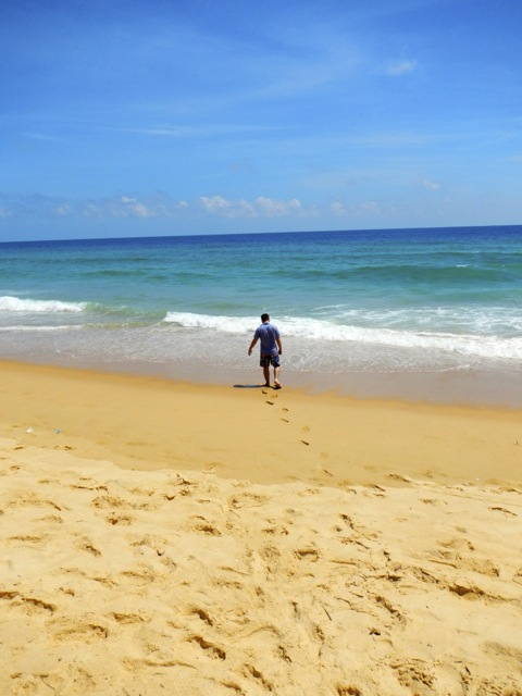 Craig at Karon Beach