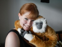 Introducing Gilbert de Stigter, our adopted Gibbon.