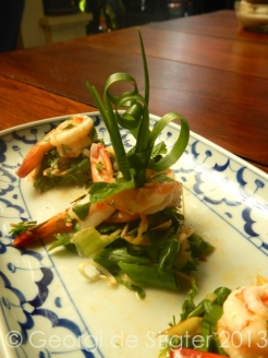 Spicy Thai Prawn Salad